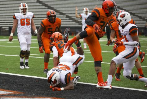 Oregon State Spring Game 2014 - 2