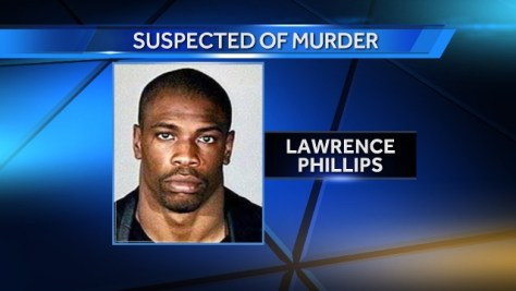 Lawrence Phillips Murder Suspect