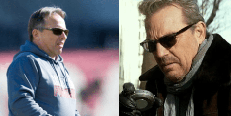 Mark Banker Kevin Costner