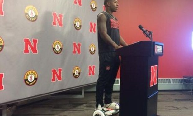 Did Tommy Armstrong Roll to a Press Conference on an NCAA Violation?
