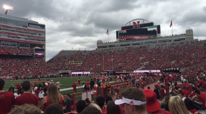 View from The Boneyard: Spring Game