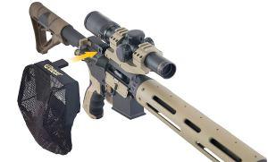 AR15 demo brass catcher