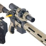 AR15 demo brass catcher
