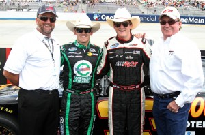 The future of RCR:  Cowboy hats and designer shades.
