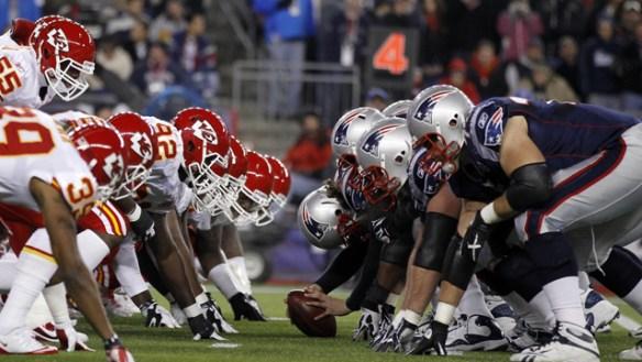 Patriots v Chiefs 2