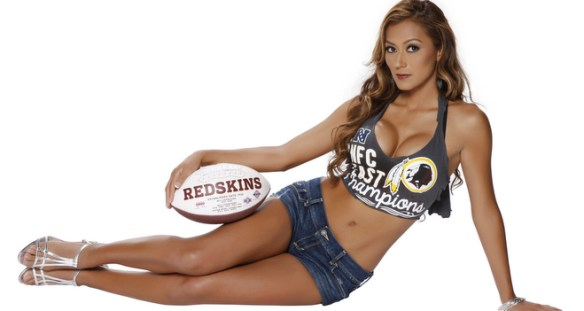 Effective PR strategy to make people feel ok with the Redskins.