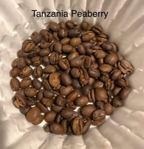 Tanzania Peaberry Whole Bean Coffee