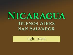 Nicaragua Light Roast