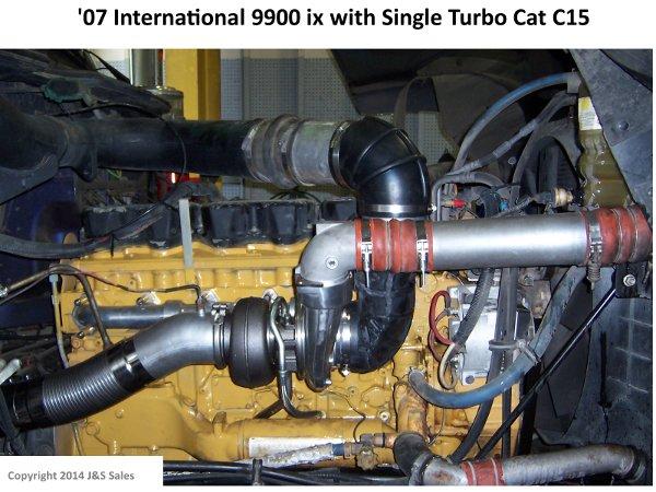 Single Turbo Conversions