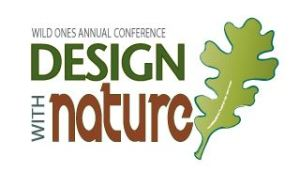 design with nature conference logo