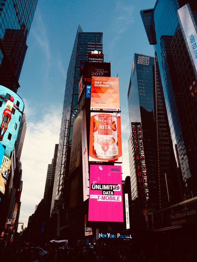 LED Digital Billboard - Different Installation and Shapes