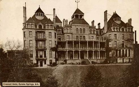 Crescent Hotel in Eureka Springs, Arkansas, The Big Seance