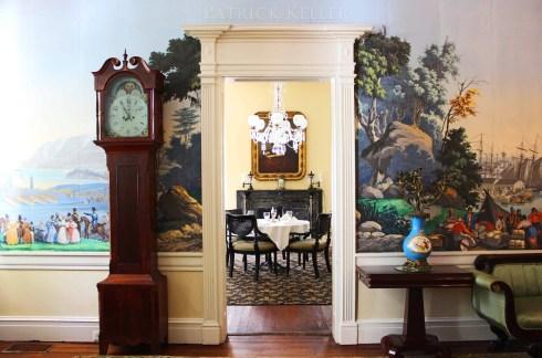 Monmouth Mansion in Natchez, Mississippi, BigSeance.com