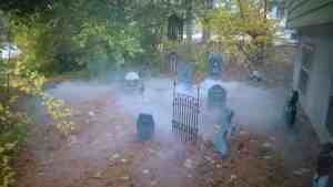 A Home Haunt for Halloween, submitted by a listener, The Big Séance Podcast - BigSeance.com