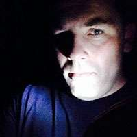 Richard Estep, paranormal researcher, Interview on The Big Séance Podcast with Patrick Keller, BigSeance.com