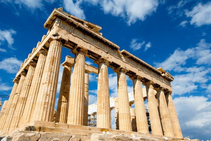 7 Of The Most Famous Monuments In Greece Big 7 Travel