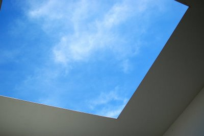 Sky Pesher by James Turrell