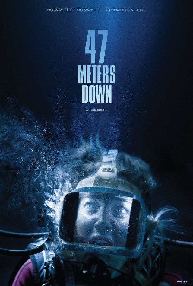 Big Shiny Robot   '47 Meters Down' Review