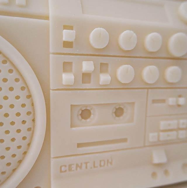 CENT.LDN RC M90 BOOMBOX