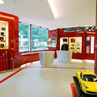 Ferrari Store Park Avenue