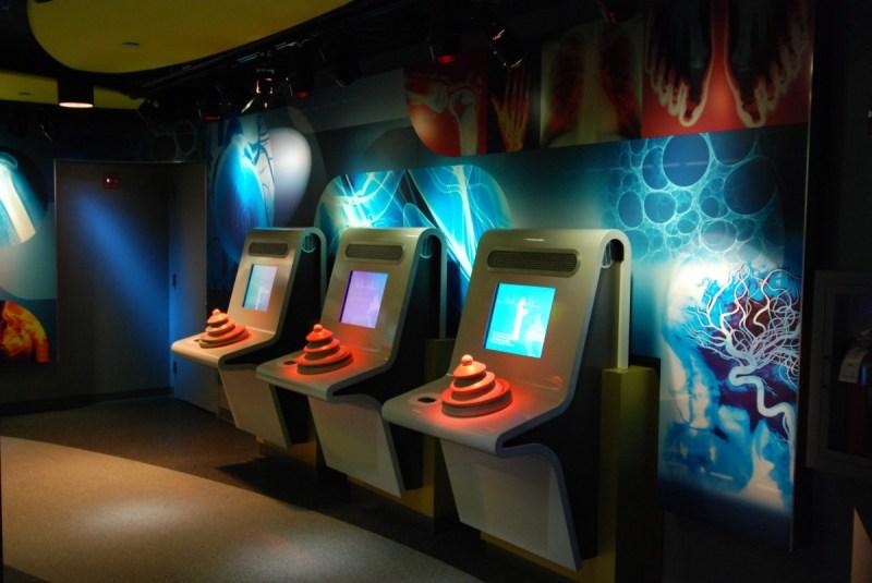 Sony Wonder HD Gaming Stations