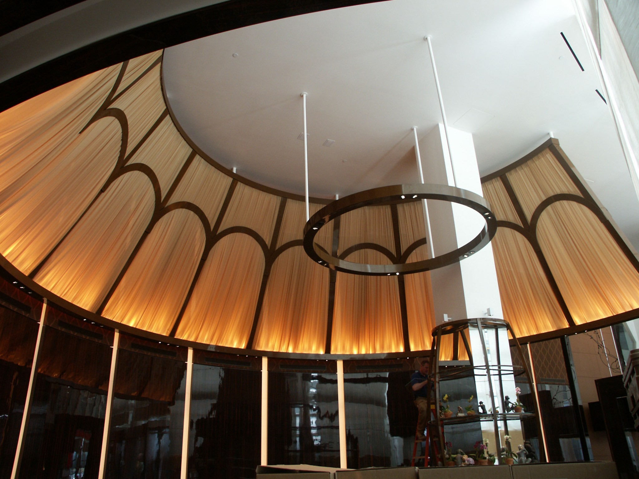 Le Cirque ceiling