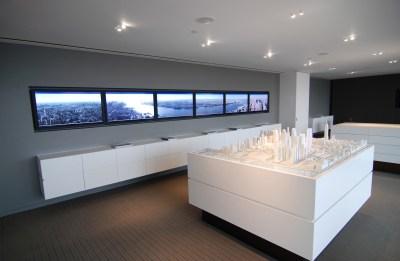 Brookfield Properties Showroom
