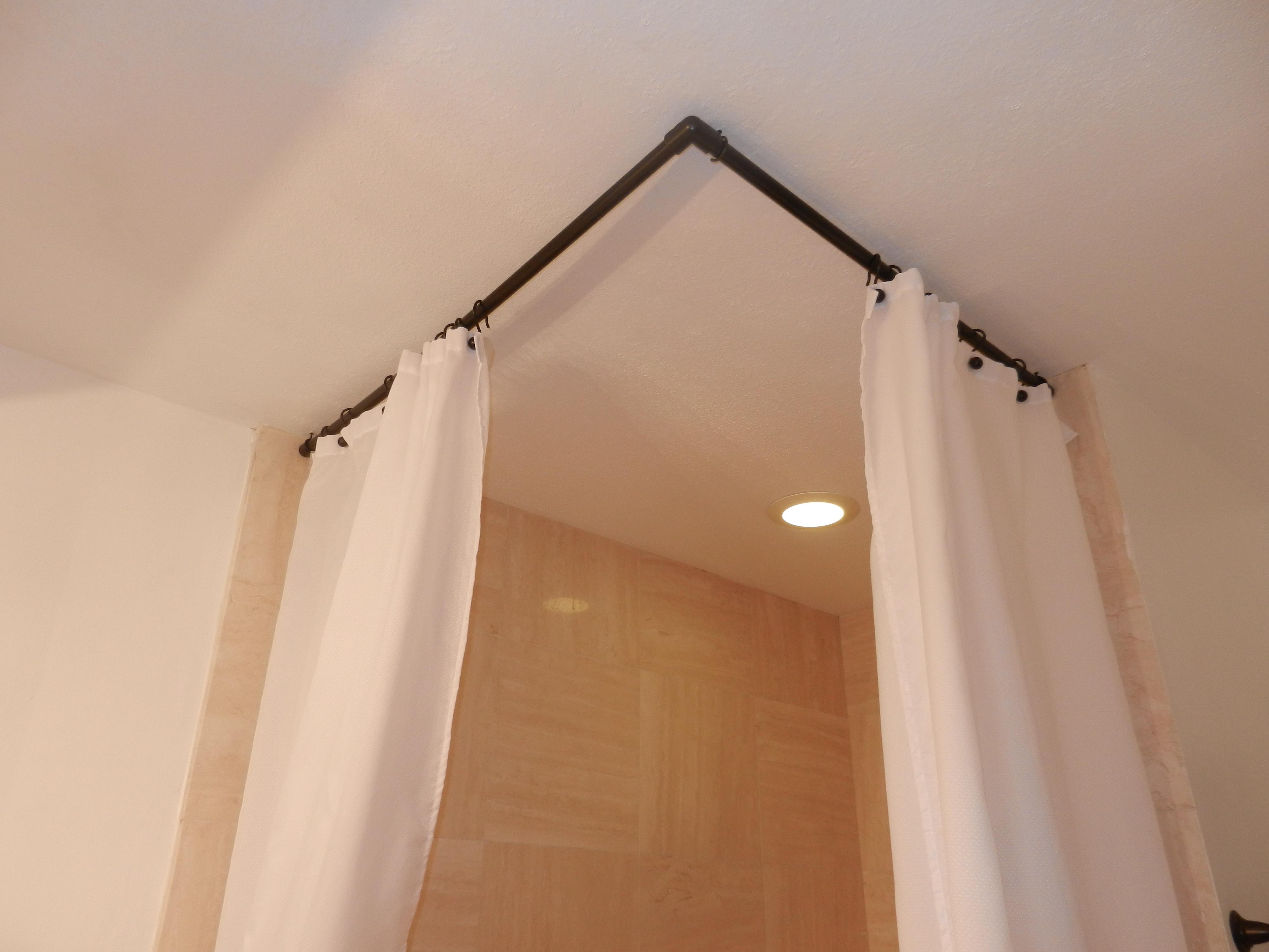 pvc pipe 90 curtain rod big s ideas