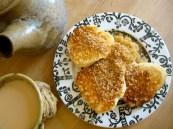 Gluten-Free Coconut Pancakes https://bigsislittledish.wordpress.com/2011/07/09/2-kinds-of-gluten-free-pancakes-and-caramelized-fruit-topping/