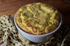 Buttermilk Chive Spoonbread https://bigsislittledish.wordpress.com/2013/11/20/buttermilk-chive-spoonbread-gluten-free/