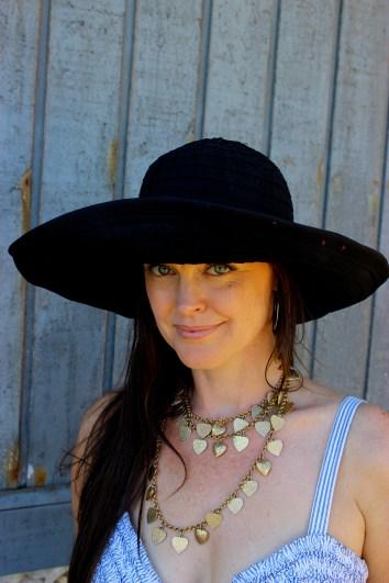 Erin Orr at Isla Negra (photo by Chris Green)