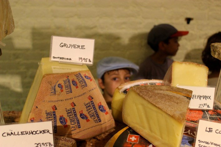 Blue Apron Foods Cheese Tour