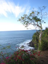 Taken on our honeymoon at St. Lucia (aka Paradise).