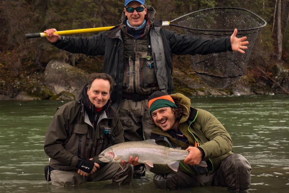 BC Steelhead – Fall 2019 Opportunities