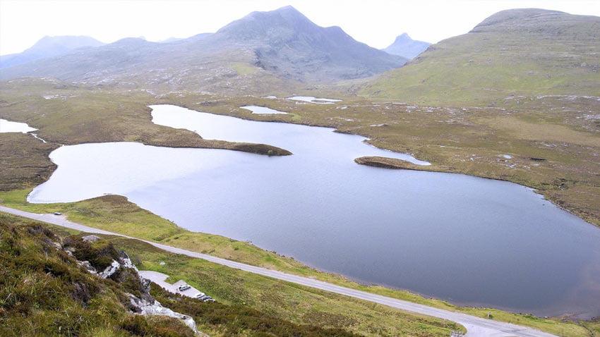 Scotland itinerary 3 days Edinburgh to Ullapool