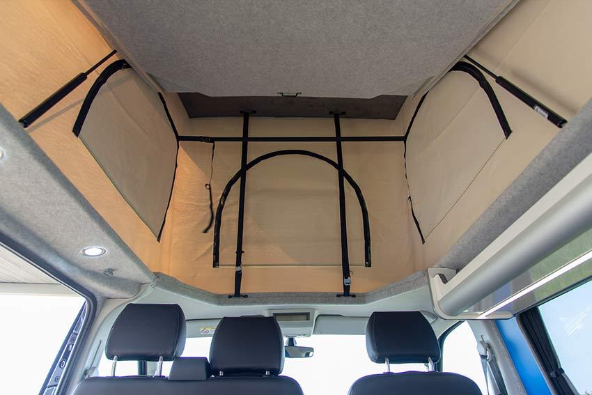 Rent Campervan Scotland VW Harry