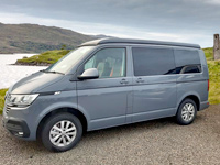 Hire a Campervan Scotland