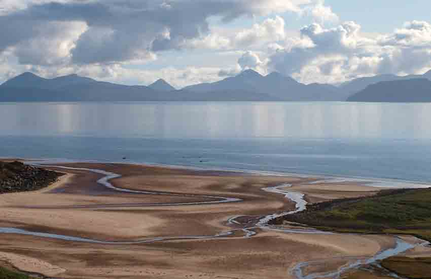North Coast 500 Itinerary Applecross