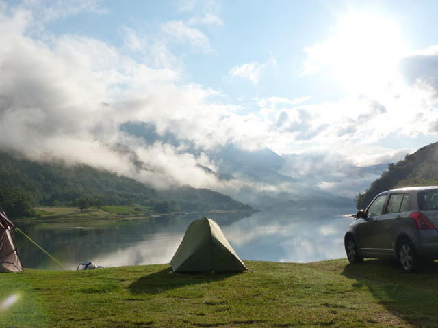 Caolasnacon Caravan and Camping Park Pitchup Scotland