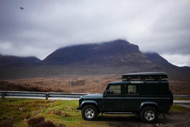 Campervans for Hire in Scotland