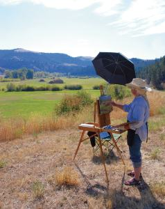 plein air painter