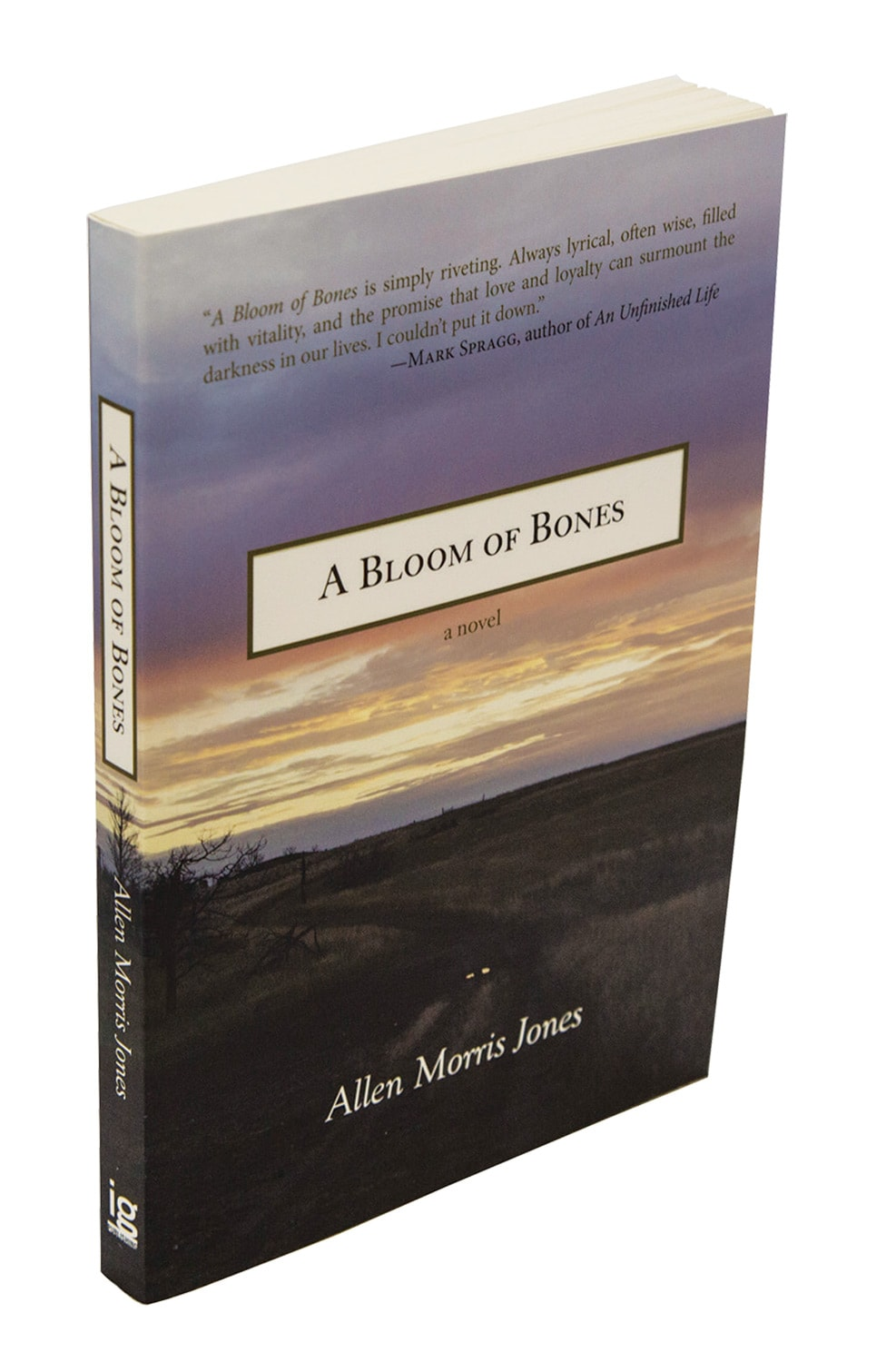 A Bloom of Bones by Allen Morris Jones