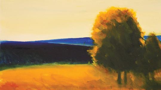 Richard Pence watercolor