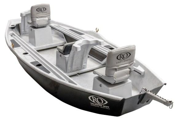 """15'7"""" Ro tailwater skiff"""