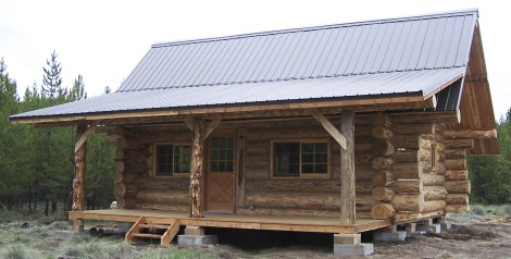 Montana Mobile Cabin