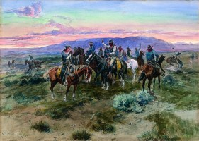 """""""Scattering the Riders"""" 