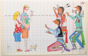 """WOW! Full Blooded White People"" 