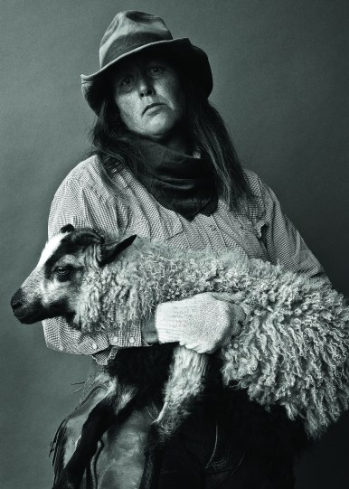 Barb Gunness | Wolf Ridge Lamb Co. Pray, 2011