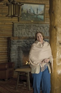 Suzanne Lewis, superintendent of Yellowstone.