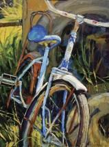 """Modern Transportation"" | Caleb Meyer | Oil on Canvas | 40"" x 30"""